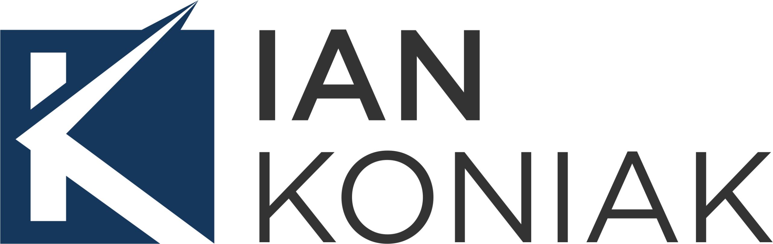 Ian Koniak Logo